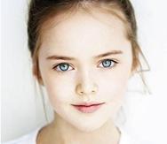 Glikeriya Pimenova, la supermodelo más joven del mundo