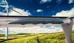 Cápsula del futuro llevará a los pasajeros desde Beijing hasta Nueva York en dos horas