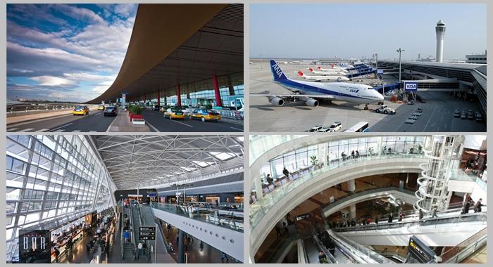 Los mejores aeropuertos del mundo en 2015
