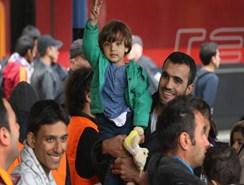 Francia da bienvenia a primer grupo de refugiados de Siria e Irak