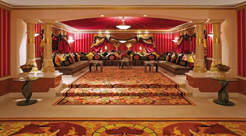 Conozca el lujoso hotel de 7 estrellas en Dubai