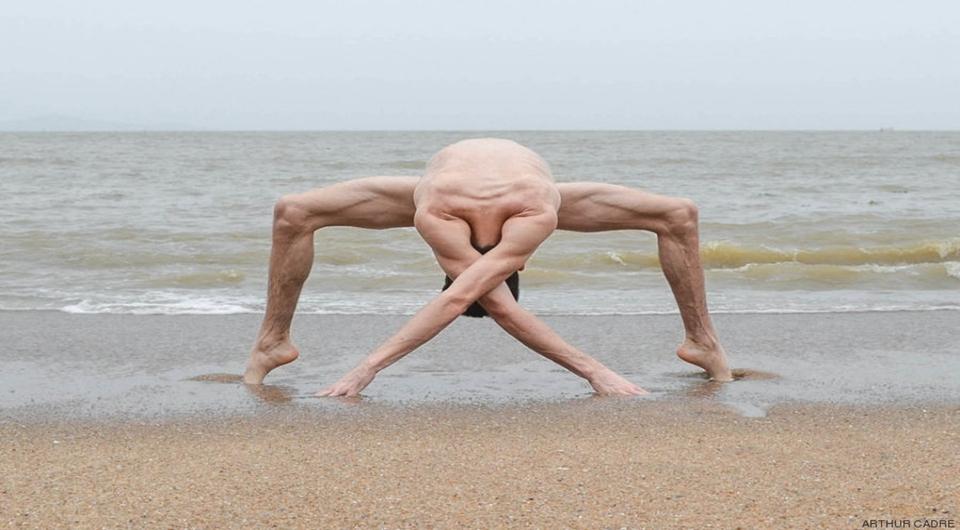 El contorsionista cambia la visión del cuerpo que creías tener
