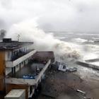 Tifón Dujuan toca tierra en este de China