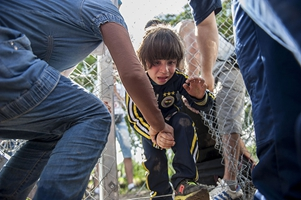 Emigrar a Europa: El único tema de la juventud siria