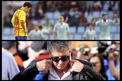 Fiscalía de Barcelona pide cárcel para padre de Messi