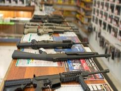 Tienda de armas en EEUU