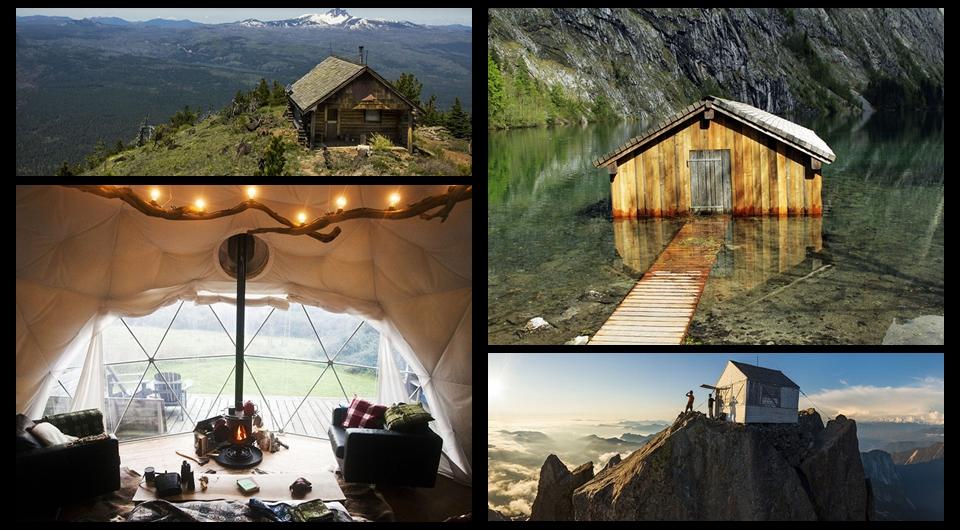 Los mejores lugares del mundo para alejarse de todo