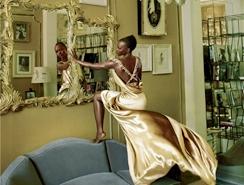 Estrella Lupita Nyong'o posa para Vogue1