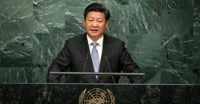 Presidente chino anuncia importantes medidas de apoyo a ONU