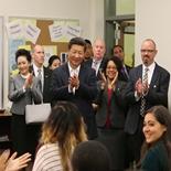 Presidente chino elogia papel de jóvenes en impulso a lazos China-EEUU