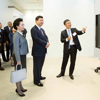 Xi Jinping pide ciberdiálogo constructivo China-EEUU durante visita a Microsoft