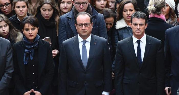 Hollande: Víctimas son de 19 nacionalidades