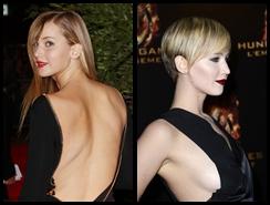 Jennifer Lawrence se vuelve cada día más sexy