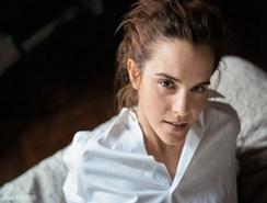 Foto de Emma Watson en su nueva película