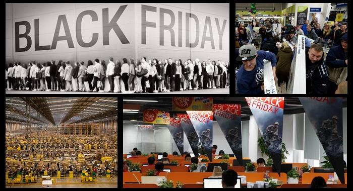 Black Friday le abre las puertas a los compradores chinos