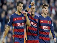 El Barcelona gana 4-0 a la Real Sociedad y consolida el liderato
