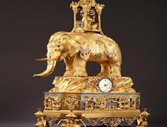 Subastarán un raro reloj británico regalado a la realeza china