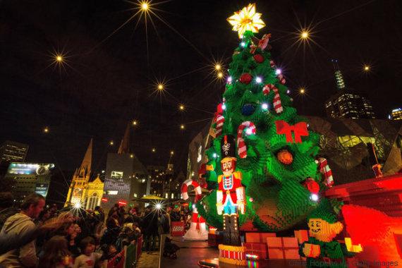 Los rboles de navidad m s extravagantes y creativos de - Arboles de navidad creativos ...
