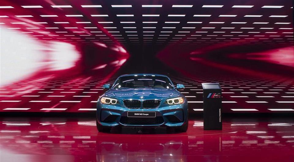 El Salón del Automóvil Internacional de Norteamérica en Detroit