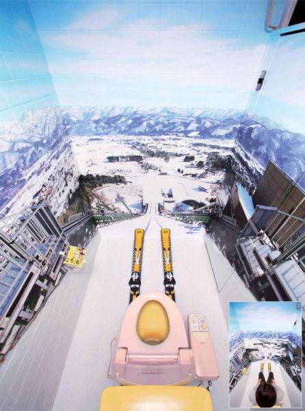 Los baños más increíbles del mundo