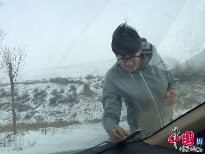 Vacaciones de invierno al estilo chino: Abundantes actividades de práctica