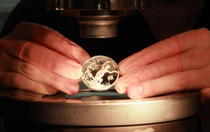 Real Casa de Moneda de RU acuña monedas conmemorativas por Año Chino del Mono