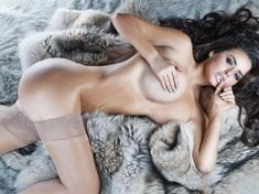 ca3da9c6c7c0 Abigail Ratchford se siente más cómoda posando sin ropa en la ...