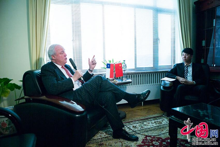 Embajador de Chile: Lo más importante es la transición de la economía china4