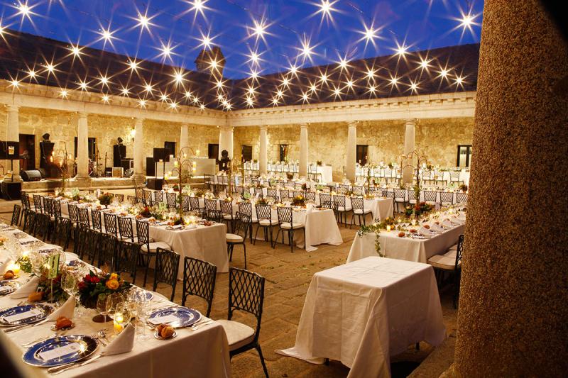 Los mejores lugares para celebrar una boda original en - Sitios para bodas en madrid ...