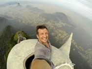 En la cima de Río