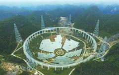 Cinco proyectos contemporáneos chinos de ciencia e ingeniería
