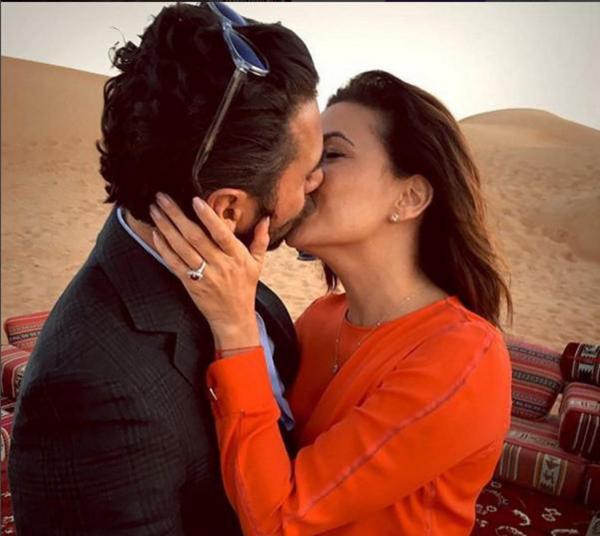 Eva Longoria se casa por tercera vez en México