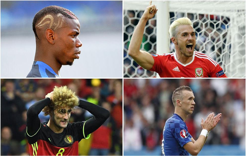 Los looks más 'top' de la Eurocopa