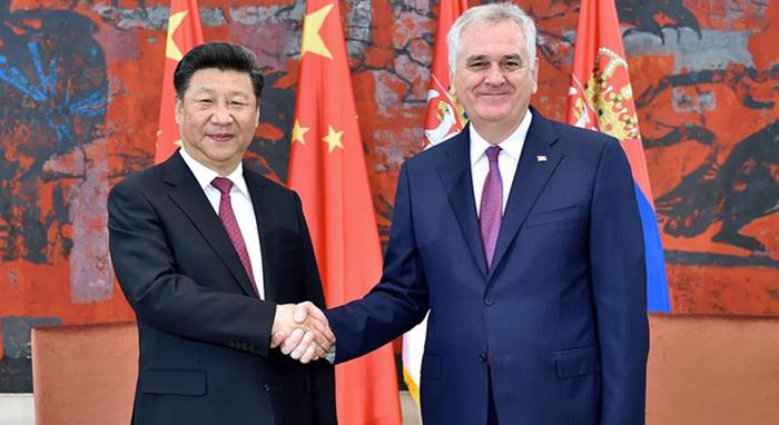 China y Serbia publican proyecto para mejorar asociación