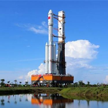 Cohete chino de nueva generación, listo para primer viaje espacial