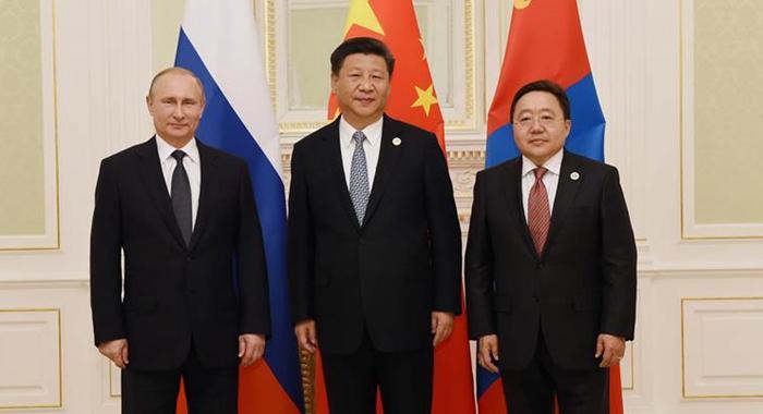 China, Rusia y Mongolia apoyan plan de desarrollo para corredor económico