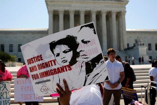 La reforma migratoria de Obama bloqueada por el Tribunal Supremo de los EEUU