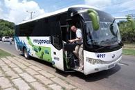 Empresa china Yutong, el mejor aliado del transporte cubano