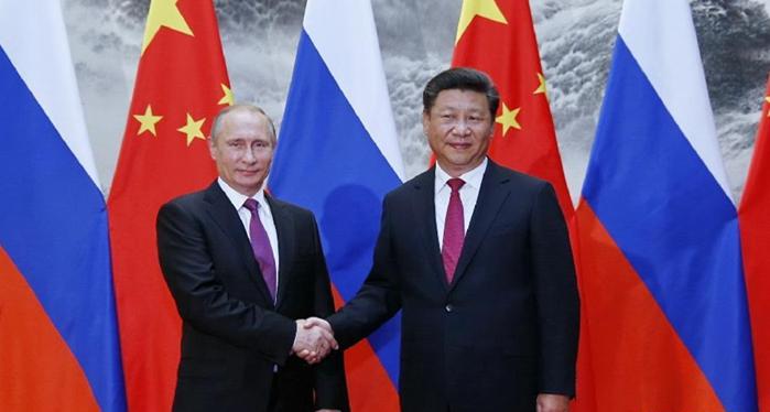China y Rusia prometen profundizar asociación 'con toda firmeza'