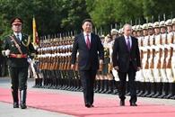 Contactos frecuentes de alto nivel consolidan lazos entre China y Rusia
