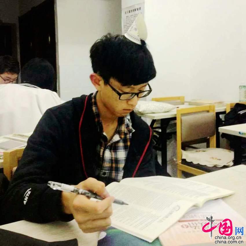Participante en el examen nacional de acceso a la universidad: Es una nueva etapa en la vida