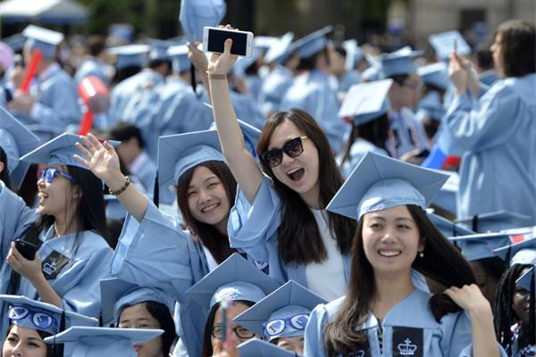 Estudiantes chinos regresan al país por contar con mejores oportunidades