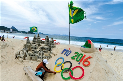 Los expertos advierten sobre el agua contaminada de los Juegos Olímpicos