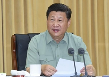 Xi Jinping pide mayor reforma de fuerzas armadas