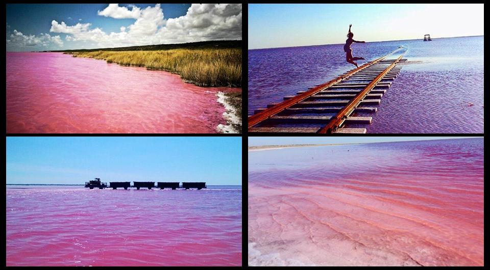 'Mar Rosado' en Rusia