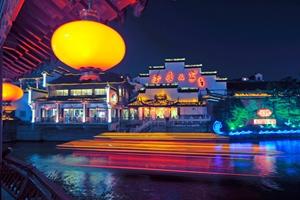 Los 10 mejores paisajes urbanos nocturnos de China