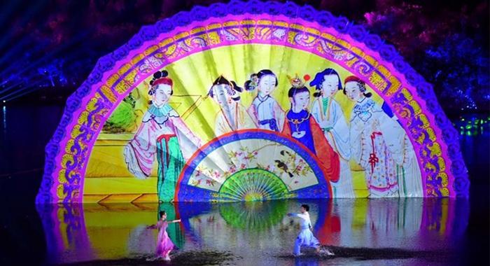 China da bienvenida a líderes con banquete y gala