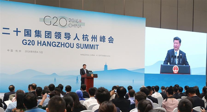 Concluye cumbre con histórico consenso sobre crecimiento mundial