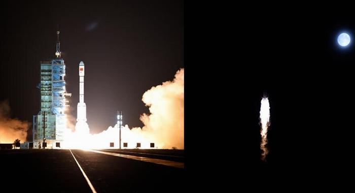 Declaran éxito del lanzamiento del laboratorio espacial Tiangong-2