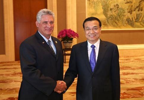 Premier chino en Cuba supone fortalecimiento de la cooperación bilateral